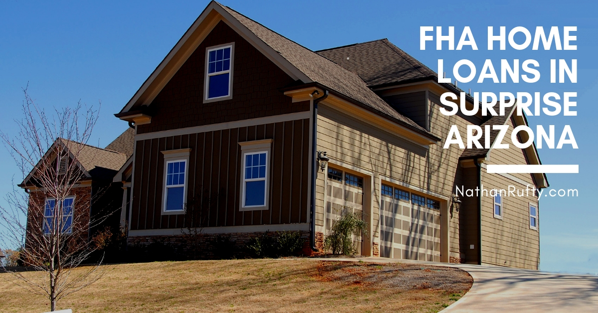 FHA Home Loans in Surprise, Arizona