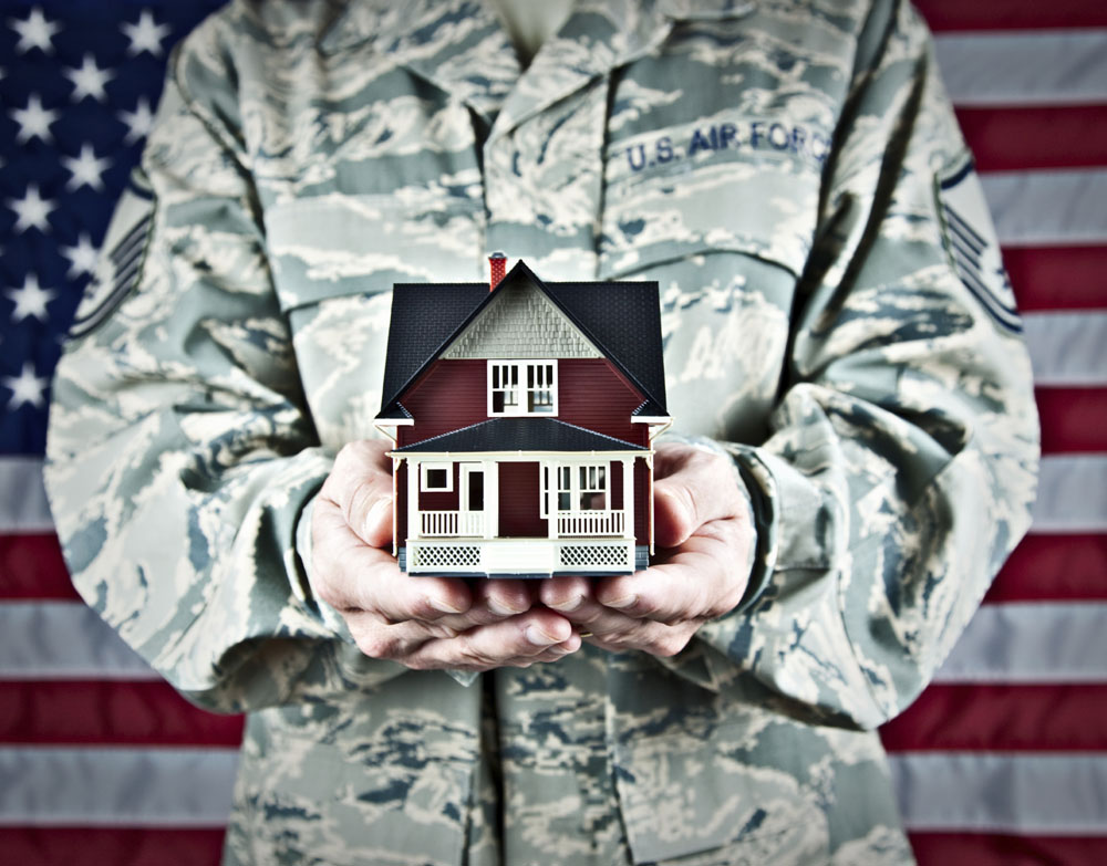 VA home loans refinance